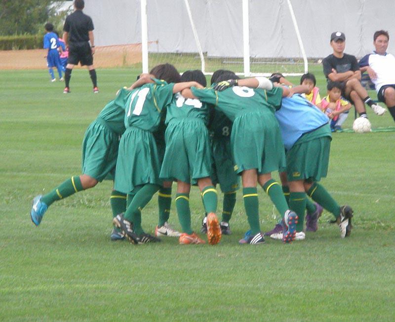 全日本少年サッカー大会中央地区予選1次リーグ詳細