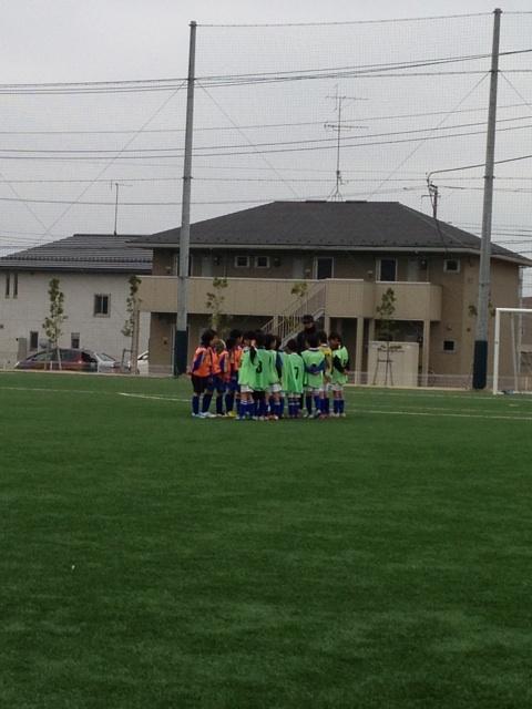 U-9Future League プレシーズンマッチ