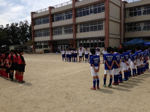 (U-11)トレーニングマッチ