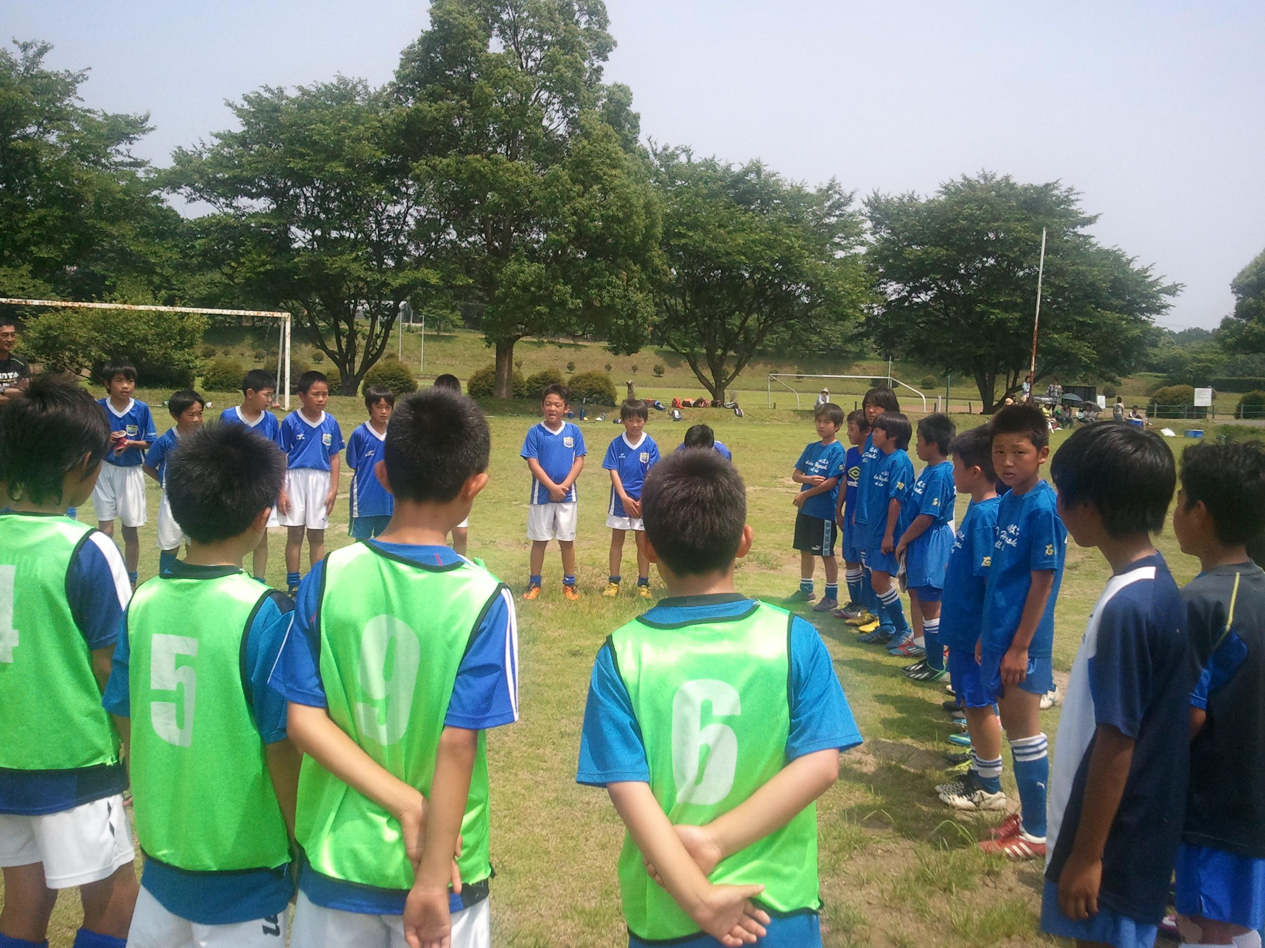 (U-12B)トレーニングマッチ