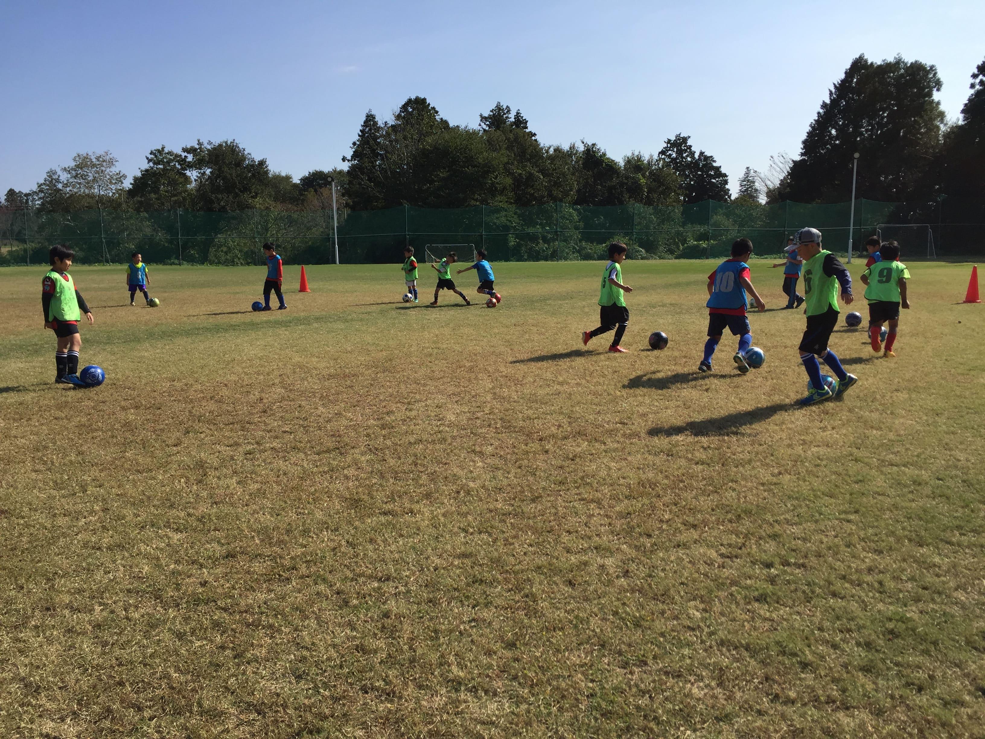 小美玉市のサッカースクール